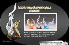 3 Figure for POKEMON Heart Gold Soul Silver DS JAPAN KAIYODO Arceus Lugia Ho-oh
