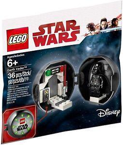 Lego Star Wars Darth Vader Anniversary Pod 5005376 Polybag BNIP