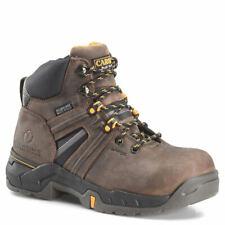 """Carolina Mens Granite 6"""" Waterproof Carbon Comp Broad Toe Work Boots $175.00 NEW"""