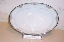NEW Noritake GREENBRIER Oval Vegetable (Salad) Serving Bowl - BRAND NEW IN BOX