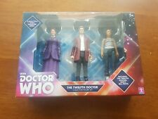 "Dr Who Twelfth 12th Doctor 5.5"" Collector 3 Figure Set Missy Bill Potts Capaldi"
