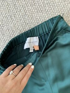 Viktoria And Woods Emerald Pants Size 0