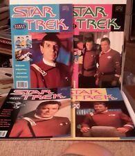 1992 Star Trek Uk/Dc 00004000  Comic Book Set #1-8, Excellent-Free S&H (M2802)