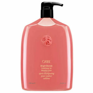 ORIBE Bright Blonde CONDITIONER For Beautiful Color (1 Litre) New Retail UK