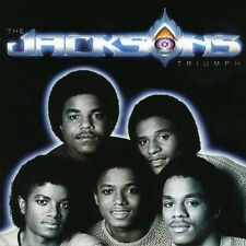 The Jackson 5, The Jacksons - Triumph [New CD] Germany - Import