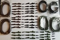 Carp Fishing mixed colour End Tackle 96pc carp weight lead clips ++++++++++