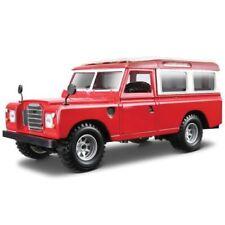 Artículos de automodelismo y aeromodelismo Bburago Land Rover