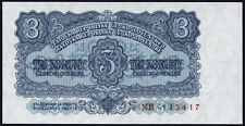 Tschechoslowakei 3 Kronen 1953 Pick 079 (1)