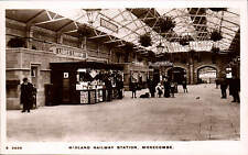Morecambe. Midland Railway Station # S 2428 by WHS Kingsway. Ladies Lavatory.