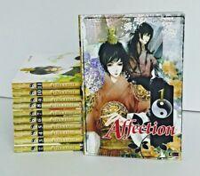 Affection 1/11 Serie Completa - Flashbook Manga - ITALIANO NUOVO #NSF3