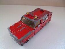 Fire Truck - 1/80 - Majorette - Red - France