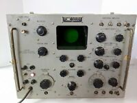 VINTAGE Teletronics Laboratory AN/USM-50C OSCILLOSCOPE