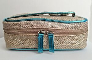 Avon~Radiant Makeup Cosmetics/Travel Bag~New Factory Sealed