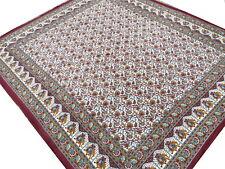 Éléphants indiens Couvre lit Mandala Tenture Boho Coton Hippie Inde Boho T7