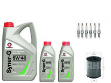 PORSCHE CAYENNE 3.2 SERVICE KIT OIL FILTER OE MAHLE PLUGS PLUGS NGK 7LITRES OIL