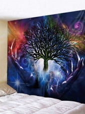 USA Psychedelic Mystery Tree Print Tapestry Wall Hanging Tapestry Art Home Decor