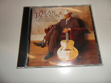 CD  Alan Jackson - The Greatest Hits Collection
