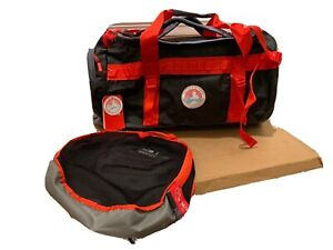 New! The North Face 2017 M Base Camp Duffel Expedition Antarctica 71L Duffle Bag