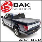 BAK Revolver X2 Hard Rolling Tonneau Bed Cover Fits 2004-11 Ford F-150 Mark 6.5'