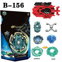 B-156 GT Beyblade Burst Set Booster Naked Spriggan.Pr.Om Ten With L.R Launcher