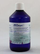 ZEOstart 3 Korallenzucht Coburg 500ml  gegen Phosphat  Nitrat  117,80€/L