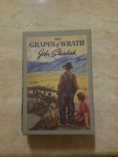 The Grapes of Wrath John Steinbeck 1967 facsimile of Viking Press First Edition