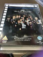 'Allo 'Allo - Series 8-9 - Complete (DVD, 3-Disc Set, Box Set) Brand New
