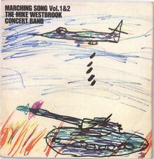 The Mike Westbrook Concert Band – Marching Song Vol. 1 & 2 / 2CD RAR! Neu