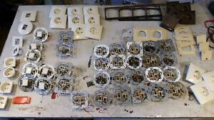 Siemens Steckdosen Einsätze mit Schraubanschluss Gebraucht