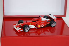 Ixo 1/43 - Ferrari F1 F2002 Barrichello German GP
