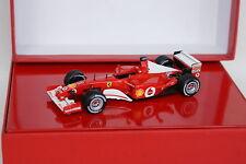 Ixo 1/43 - Ferrari F1 F2002 Barrichello German GP