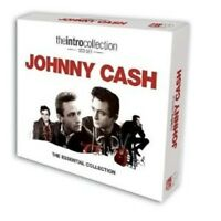 JOHNNY CASH - INTRO COLLECTION 3 CD NEW!