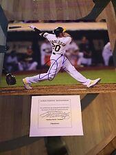 Josh Donaldson Signed Toronto Blue Jays 8x10 A's 11x14 PHOTO Baseball