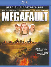 NEW Megafault (Blu-ray Disc, 2009) Free Shipping