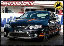 FORD FALCON BA GT 2005 SIDE STRIPES KIT STICKER DECAL SUIT BOSS 260 290 XR6 XR8