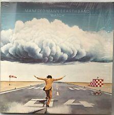 "MANFRED MANN'S EARTH BAND Vinyl LP ""Watch"" - 1978 WB BSK 3157 - VG+ / NM"