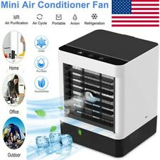 Evaporative Portable Air Conditioner Cooler Fan Humidifier Air Cooling Cool Home
