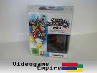 1x Schutzhülle Wii U amiibo Bundle Big Box WiiU Collectors Boxen Box Protector
