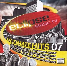 ECLIPSE MUSIC TV - Ultimate Hits 2007 - 2 CD set