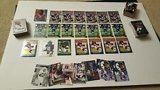 MIKE ANDERSON AWESOME 170+ LOT LOTS OF ROOKIES & INSERTS NR.MT DENVER BRONCOS
