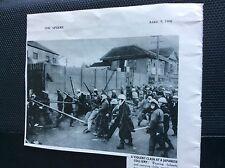 m1-1 ephemera picture protest 1960 Japan miike colliery kyushu