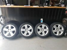 "FORD BA XR6  FALCON 4 X 17"" ALLOY RIMS WHEELS & TYRES  235/45R17"