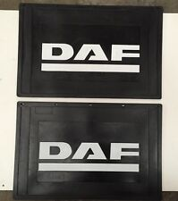 Pair of DAF Mudflaps 600mm x 400mm