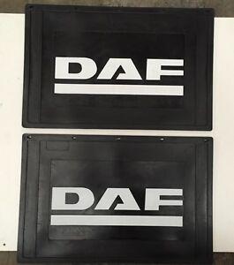 Pair of DAF Mudflaps 600mm x 400mm