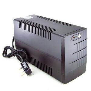 1500SC ULTRA MAX UPS Uninterruptible Power Supply