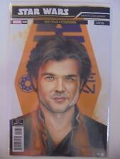 Star Wars #46 Reis Galactic Icons Han Solo Variant Marvel VF/NM Comics Book