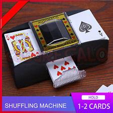 Automatic Playing Cards Card Games Poker Sorter Mixer Shuffler Shuffling Shuffle