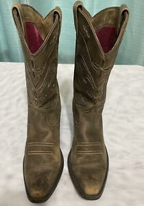 Pre-Owned Ariat Ladies Western Boots US Size 8.5
