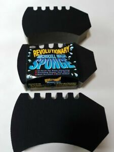 3 x Car Sponge Large Extra Thick Grip Wash Dirt Cleaning Super Absorbent Jumbo
