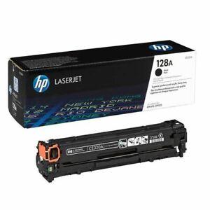 HP CE320AD 128A Black Dual Pack Print Cartridges for CM1415, CP1525